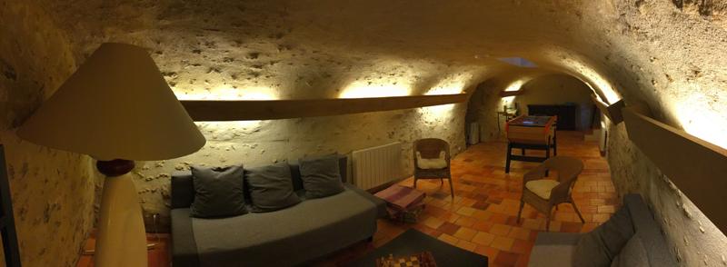 1 Cave en Touraine