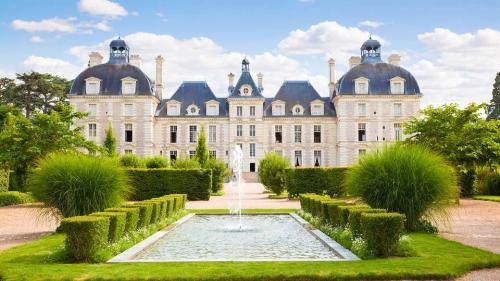 Château de Cheverny Château de Tintin